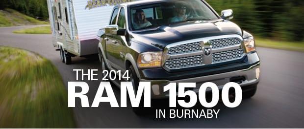 2014 RAM 1500 Burnaby