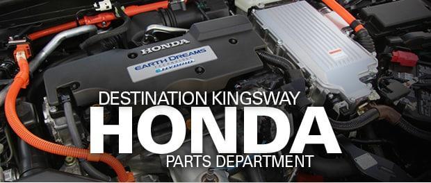 Honda Parts Vancouver