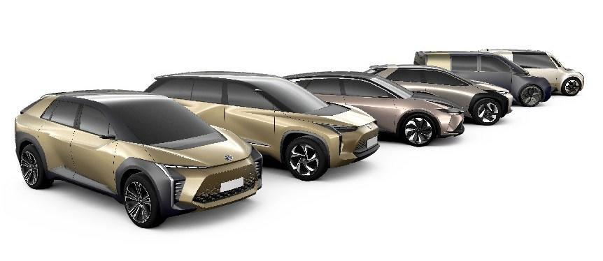 Toyota BEV E-TNGA