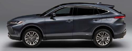 2021 Toyota Venza Side