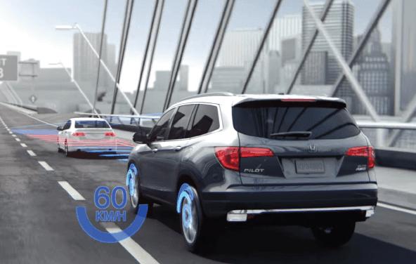 Honda Sensing ACC