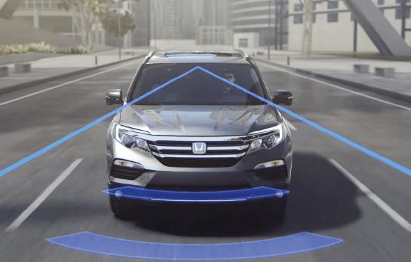 Honda Sensing CMBS