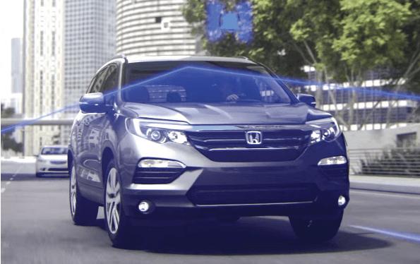 Honda Sensing LDW