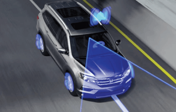 Honda Sensing RDM