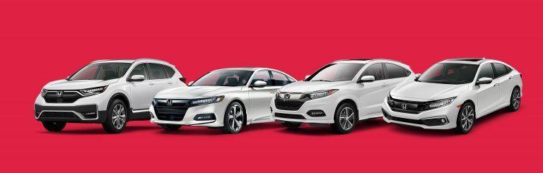 Honda Lineup Fleet